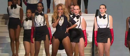 Beyonce performs 'Run the world (Girls)' on Oprah | Live performance
