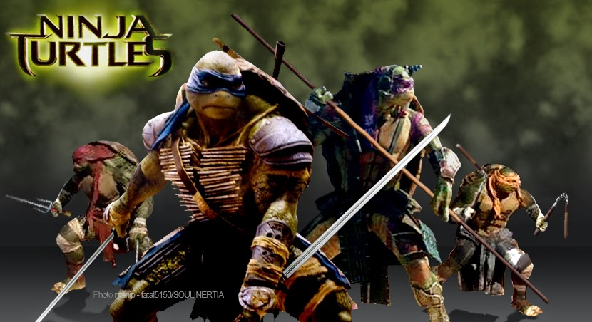 Megan Fox On Teenage Mutan Ninja Turtle August 2014