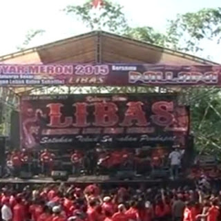 New Pallapa Live Libas Pati 2016