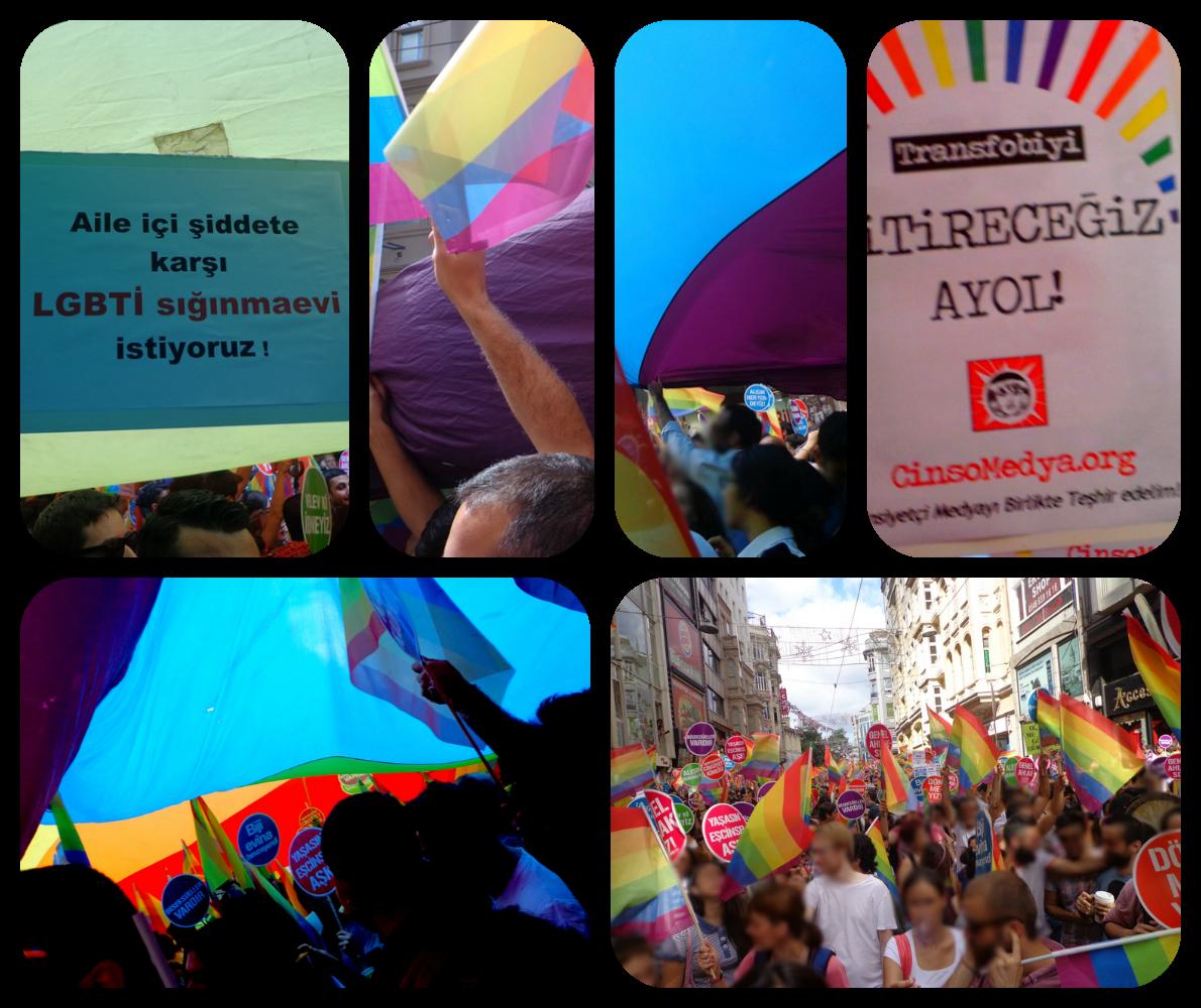 2014 eşcinsel onur yürüyüşü