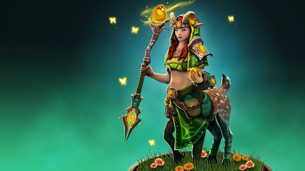 Enchantress Dota 2 8n