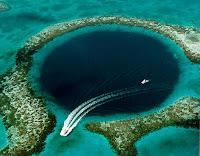 Le saviez-vous?Les 5 endroits les plus étranges et magnifiques sur Terre Le-grand-trou-bleu-de-belize
