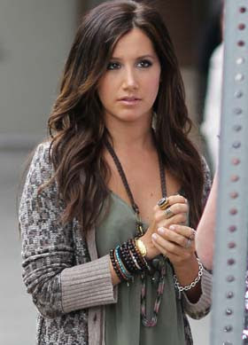 Ashley Tisdale Beaded Bracelet