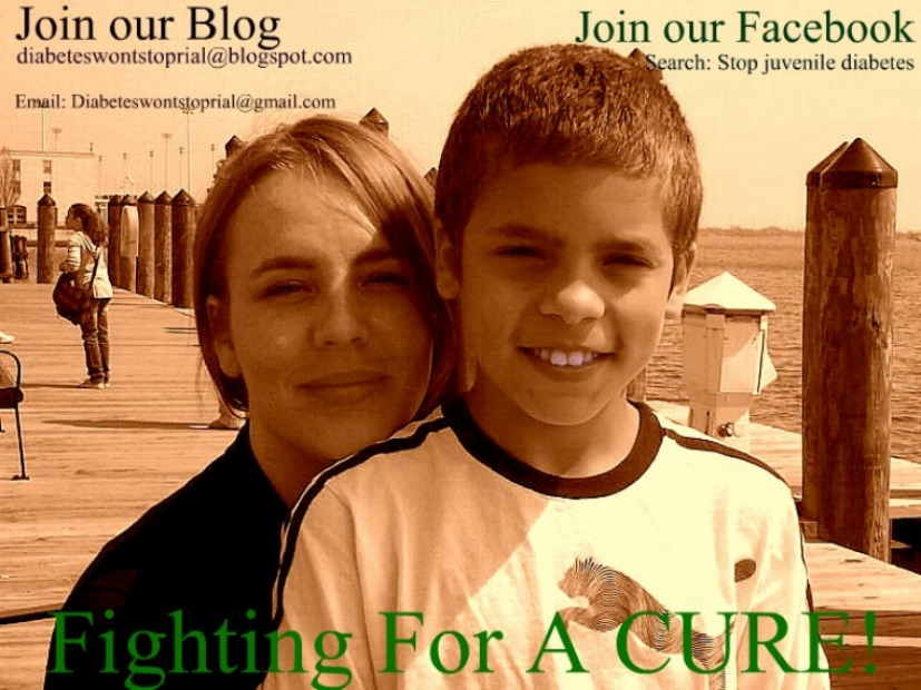 Fighting for a CURE!