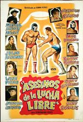 Asesinos de la lucha libre (1962) DescargaCineClasico.Net