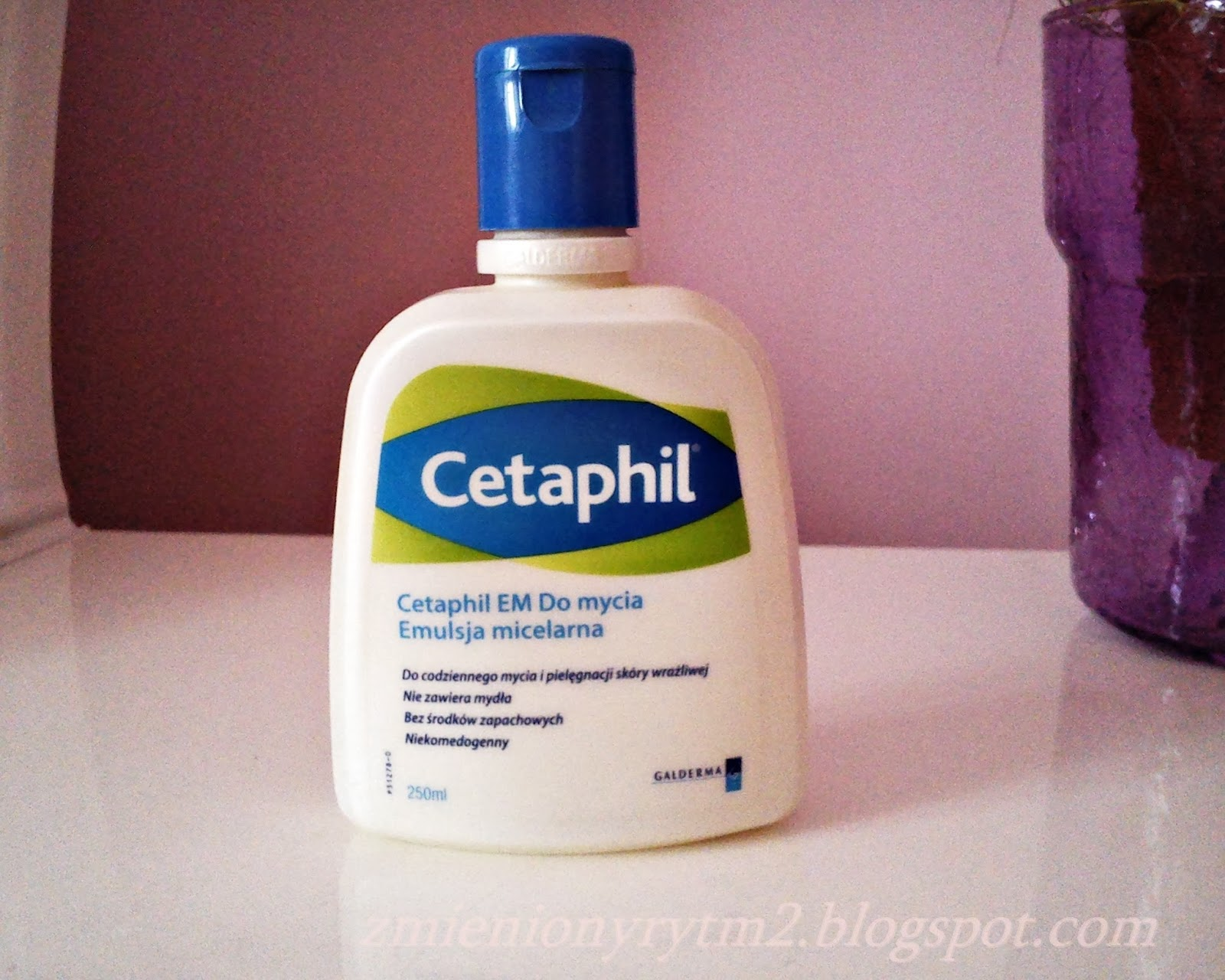 Mycie twarzy na sucho i mokro - Cetaphil, emulsja micelarna