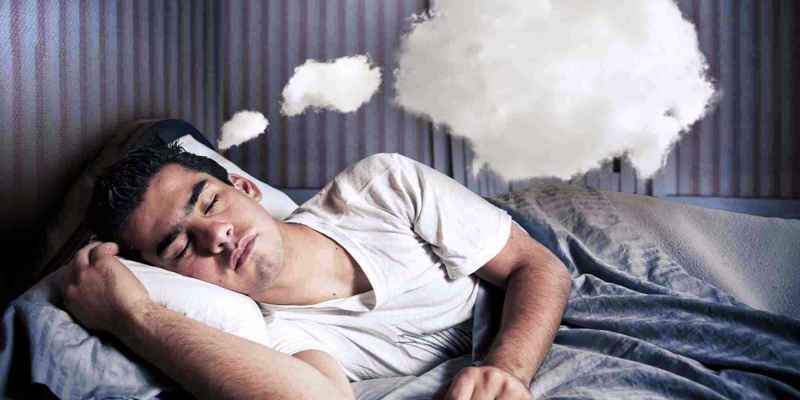 رؤية الأحلام المزعجة ليلة الامتحان تساعد في اجتيازه بنجاح
