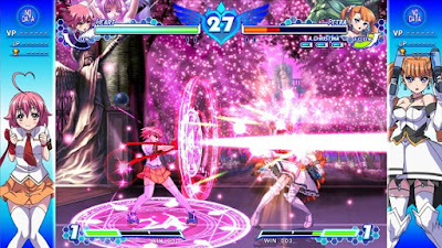 Arcana Heart 3 LOVE MAX-RELOADED TERBARU 2015
