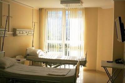 Двухместная палата Городской больницы №8 - Сочи