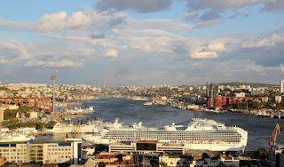 俄羅斯 海參崴