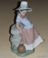A Step in Time Lladro #5158