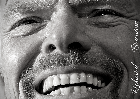 richard branson, billionaire, virgin