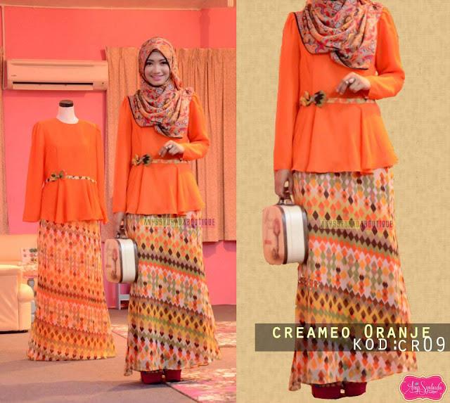 ... Inspire new style baju raya / baju kurung 2013. *minniemouse boutique