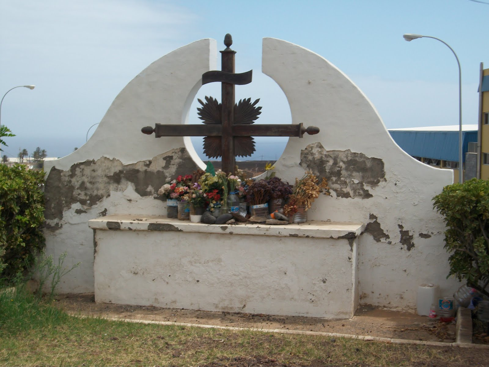 Geoposicionamiento de todas las Cruces del blog