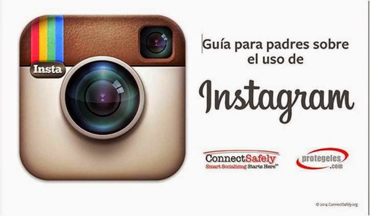 Guía para padres sobre el uso de Instagram