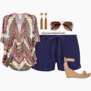 bohemian inspired outfit
