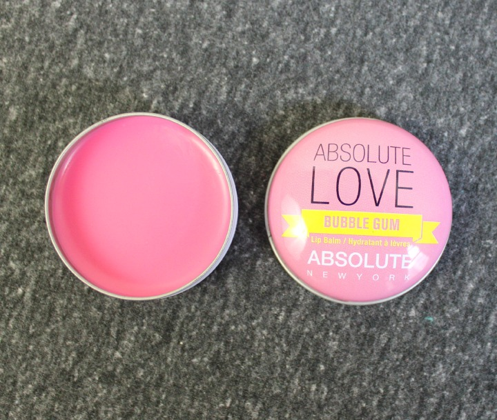 Absolute New York Absolute Love Lip Balm in Bubble Gum