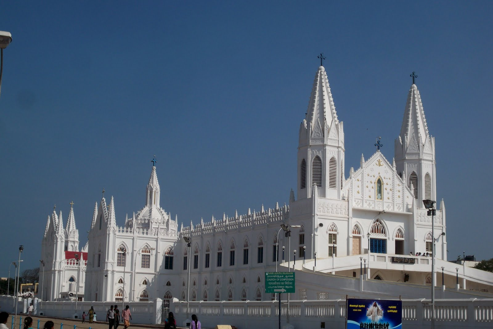 Vailankanni India  city photo : Vailankanni Church, Kerala | India Is | Pinterest | Kerala and ...