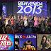 Lo que verás en despedida y año nuevo en la televisión local