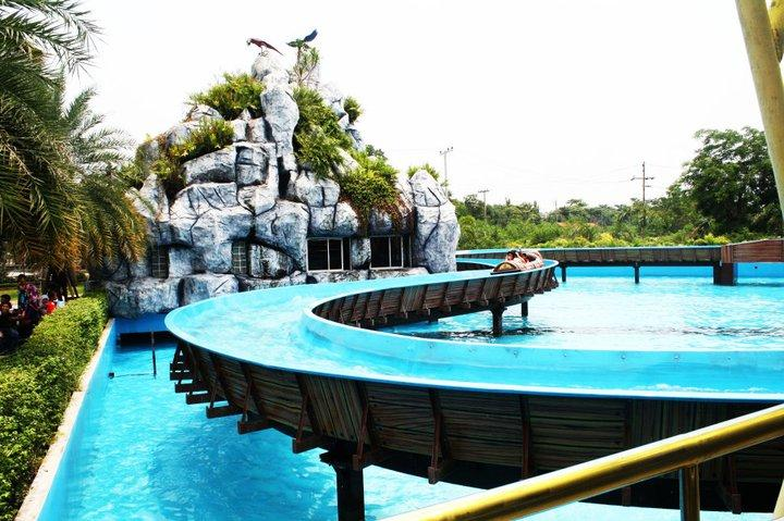 Amusement Parks In Bangkok: Siam Park City