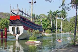 Parque Papagayo, Acapulco - que visitar