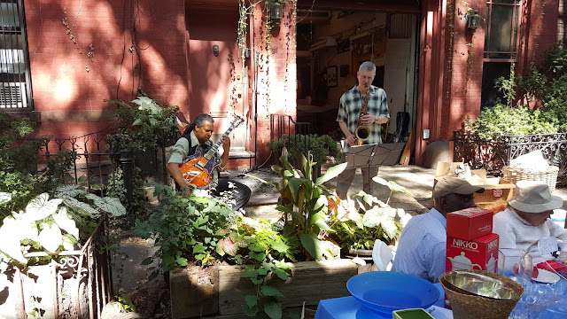 Music at Cranberry Street Fair