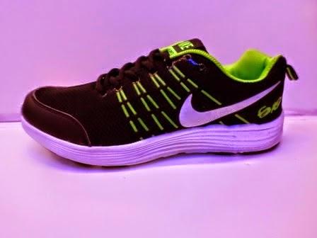 Nike Compete Hitam,Nike Running,Nike import murah,Nike Santai.