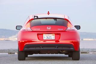 2012 Honda CR-Z Sport Hybrid Coupe Wallpapers