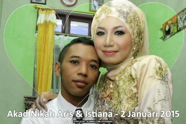 Digital Online Photo Album : Akad Nikah Aris & Istiana - 2 Januari 2015 | Tata Rias Hijab & Wajah oleh Tunjung Biru Rias Pengantin Purwokerto