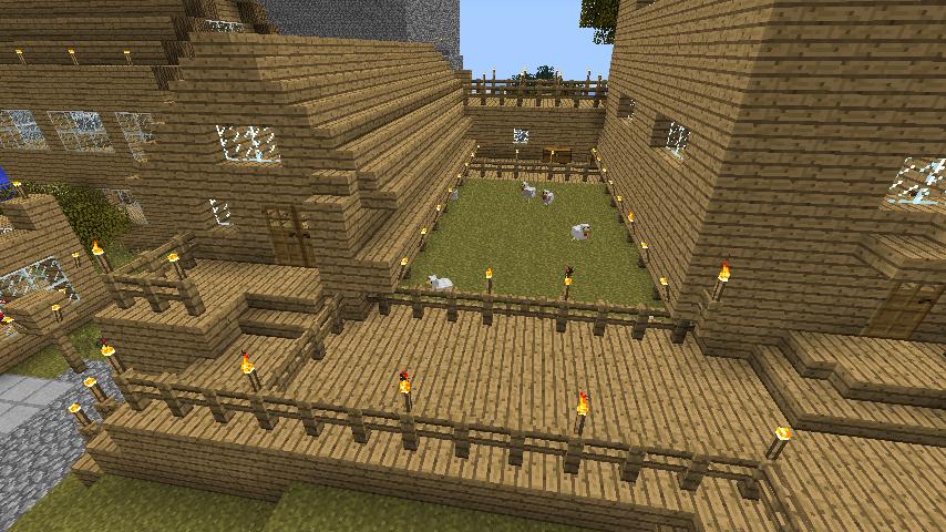 Как сделать в Майнкрафте красивый дом :: Программное ...