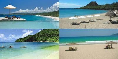 Pantai dan Pulau Paling 'Seksi' di Asia