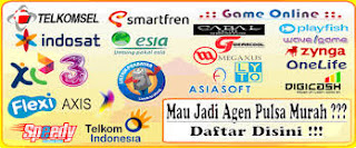 Image Result For Deposit Pulsa Murah Jogja