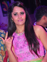 Anasuya at FNCC 2016 New Year Celebrations-cover-photo