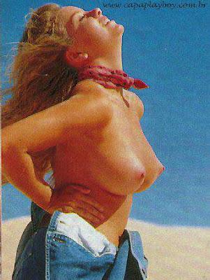 Foto 12 de Vanusa Spindler, Ensaio Playboy 1989