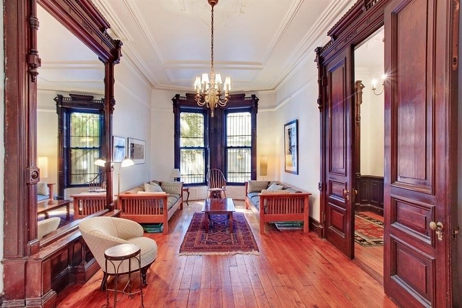 Victorian gothic interior style victorian gothic interior Brooklyn brownstone interior