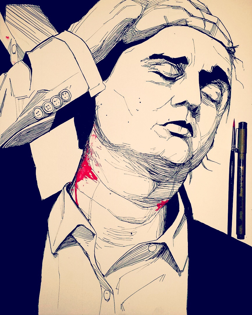 Libertines Artwork illustration