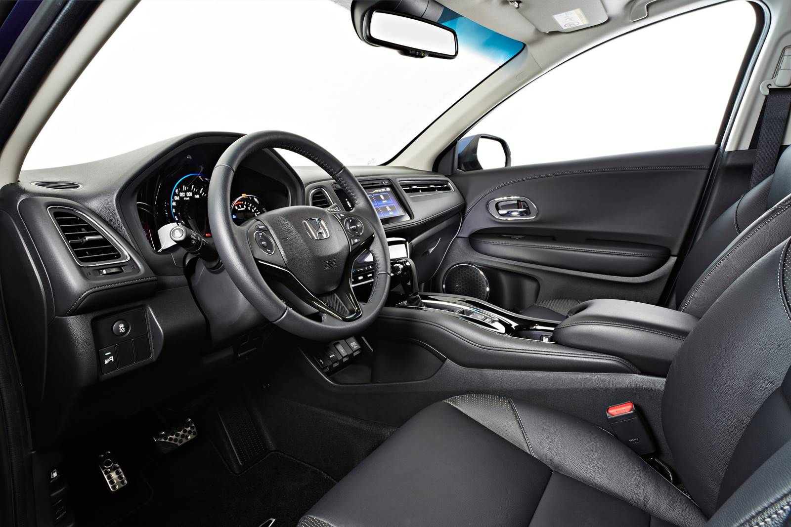 Honda hr v concession rias j aceitam reserva com sinal for Honda hr v interieur