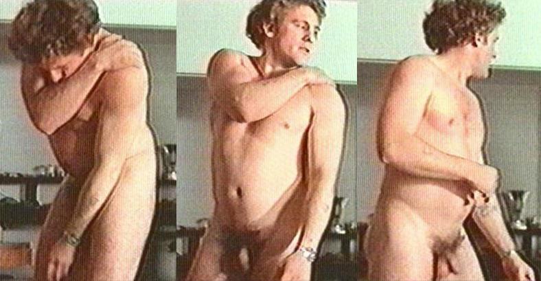 Gerard depardieu nackt