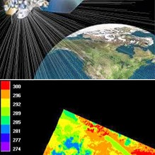 Research Topics on Satellite Image Processing
