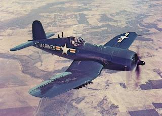 Imagen : Serie Baa Baa Black Sheep : un avión militar