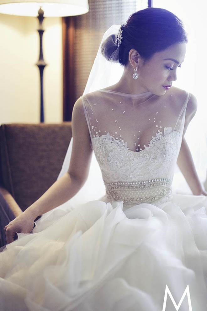 Dress of the Week + Bridal Style Inspiration - Veluz Reyes