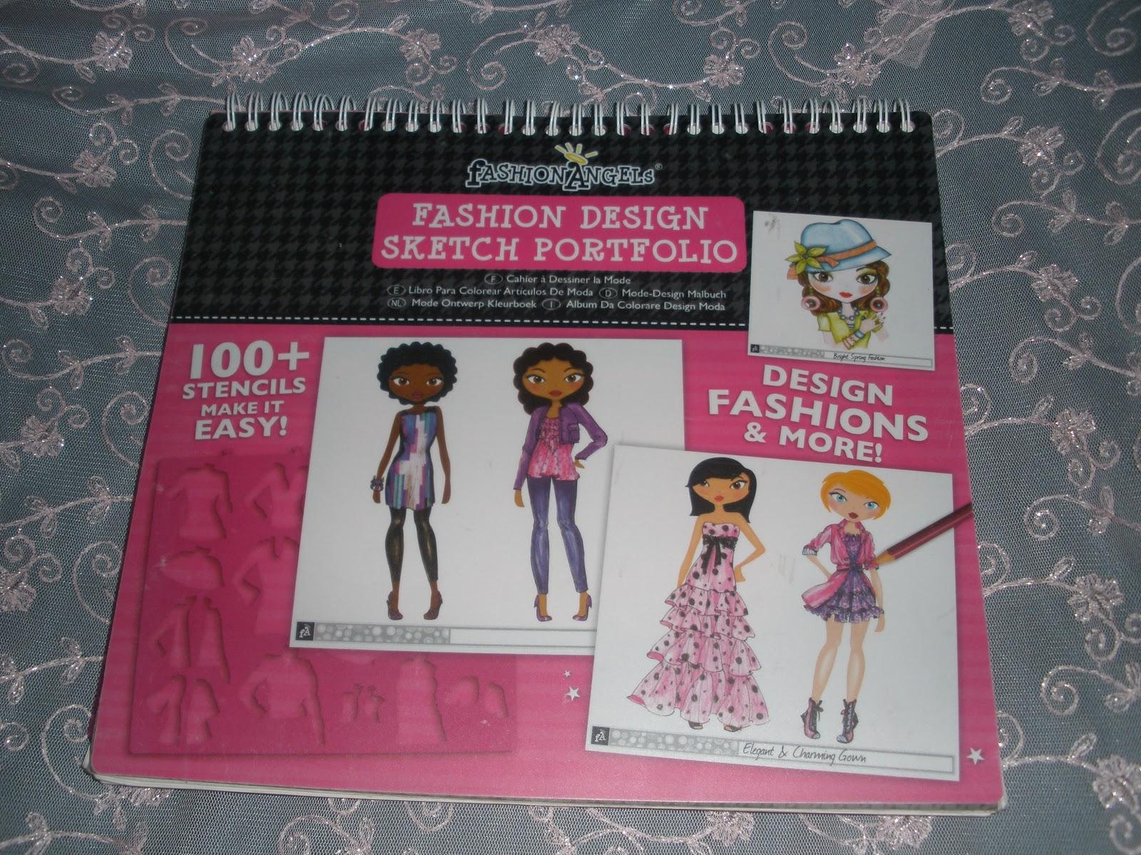 Project runway fashion design sketch portfolio 32