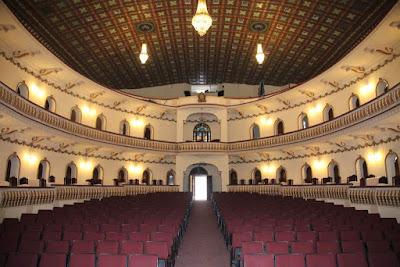 Teatro Manuel Bonilla, Honduras, Tegucigalpa