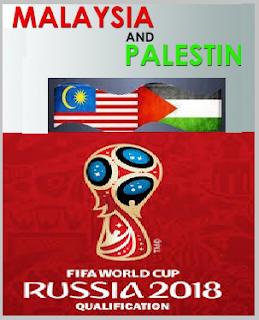 result Malaysia Vs Palestin Kelayakan Piala Dunia 16 Jun 2015