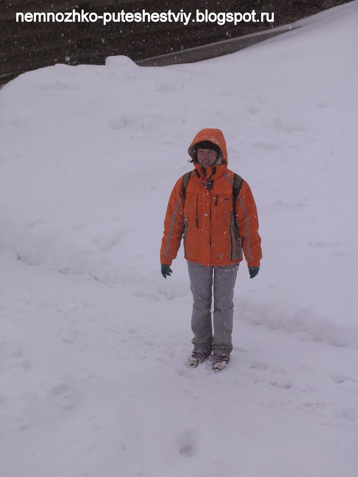 на лыжах по Заонежью