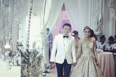 jovian mandagie wedding