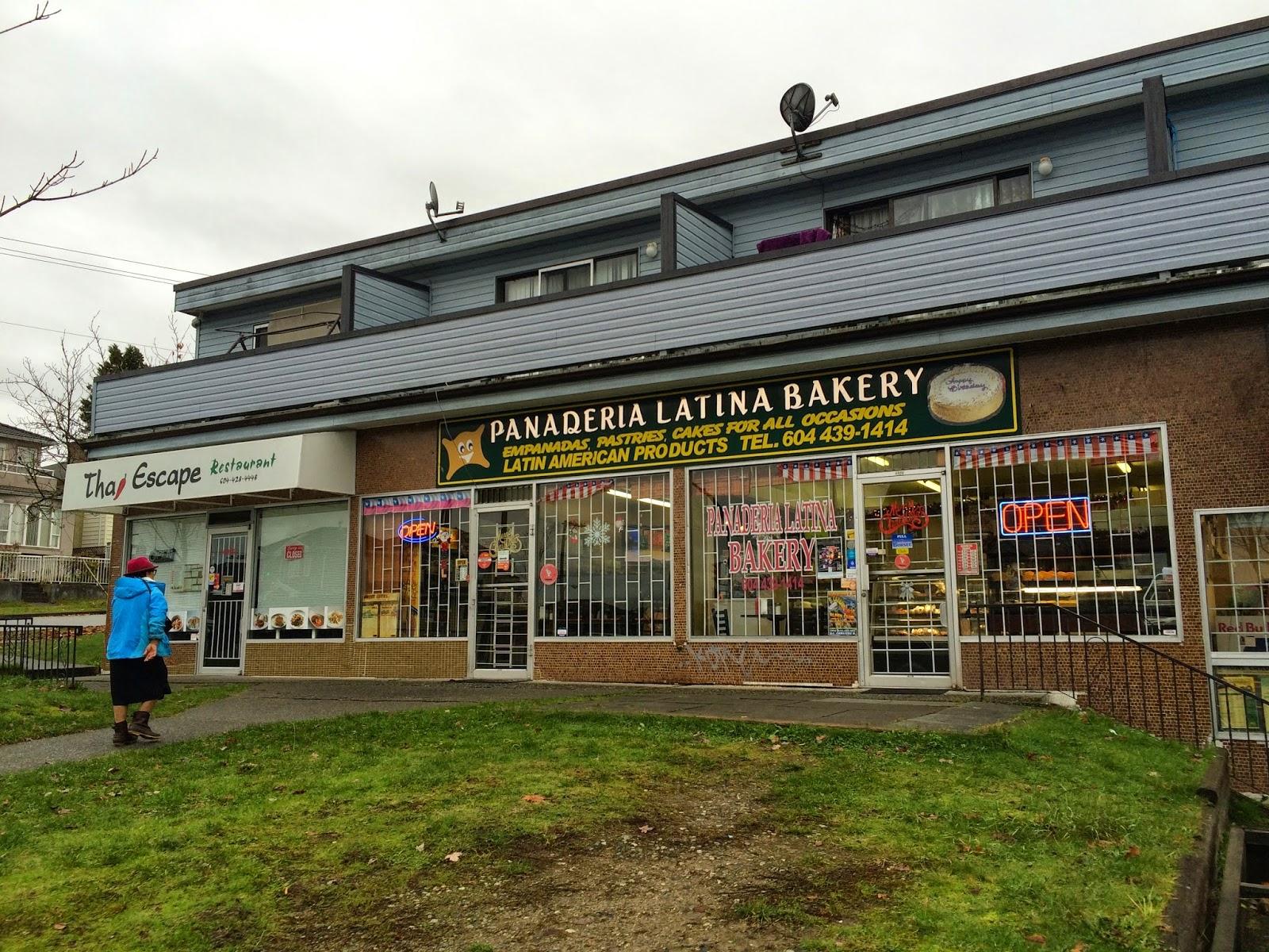 Adventures of EdRocker: Panaderia Latina Bakery