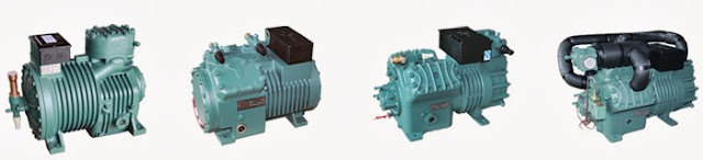 RUSSEL refrigeration compressors