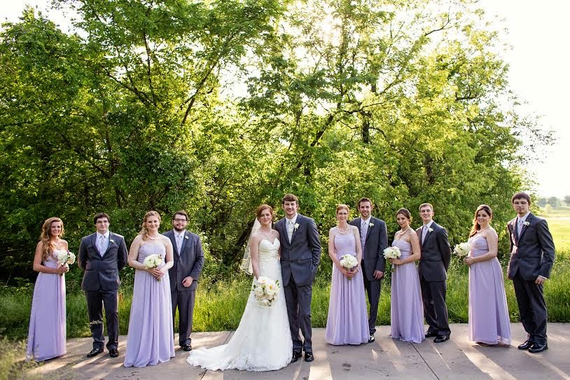 Beautiful Lavender And Gray Wedding Contemporary - Styles & Ideas ...