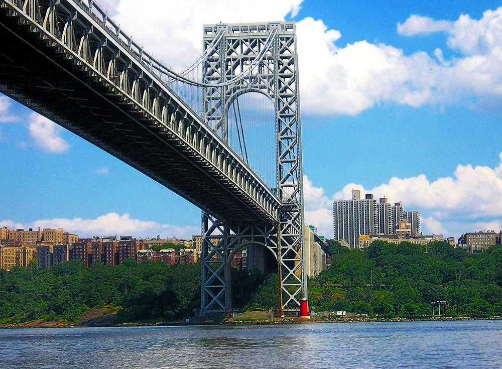 A ponte mais movimentada do mundo gigantes do mundo for Mobile a ponte